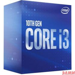 CPU Intel Core i3-10100 Comet Lake BOX {3.6GHz, 6MB, LGA1200}
