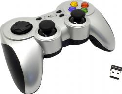Геймпад Logitech Wireless Gamepad F710 (12кн., 8  поз.перекл.,2  mini joysticks,USB)<940-000121/145>